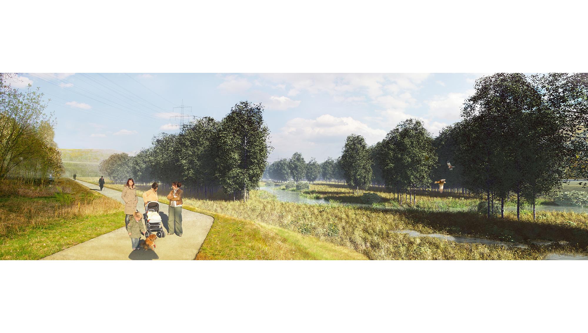 Rmp stephan lenzen landschaftsarchitekten masterplan - Rmp landschaftsarchitekten ...